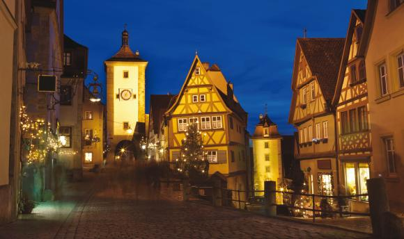 Rothenburg e Norimberga